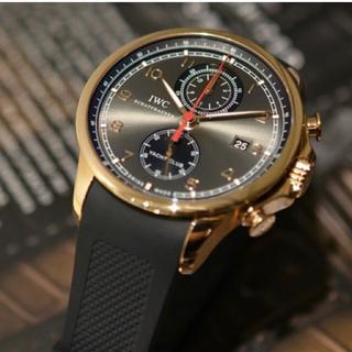 インターナショナルウォッチカンパニー(IWC)のハイクオリティ! ヨットクラブ ポルトギーゼ(腕時計(アナログ))