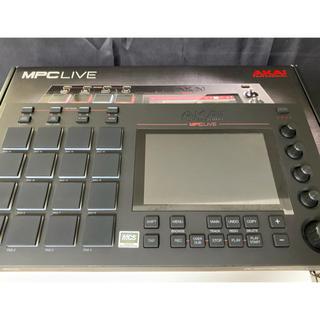 AKAI MPC LIVE(MIDIコントローラー)