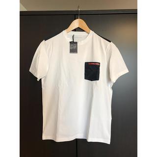 プラダ(PRADA)の新品 プラダTシャツ PRADA 半袖(シャツ)