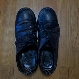 グイディ(GUIDI)のGUIDI Vibramソール ダービーシューズ 992 短靴 グイディ(ドレス/ビジネス)