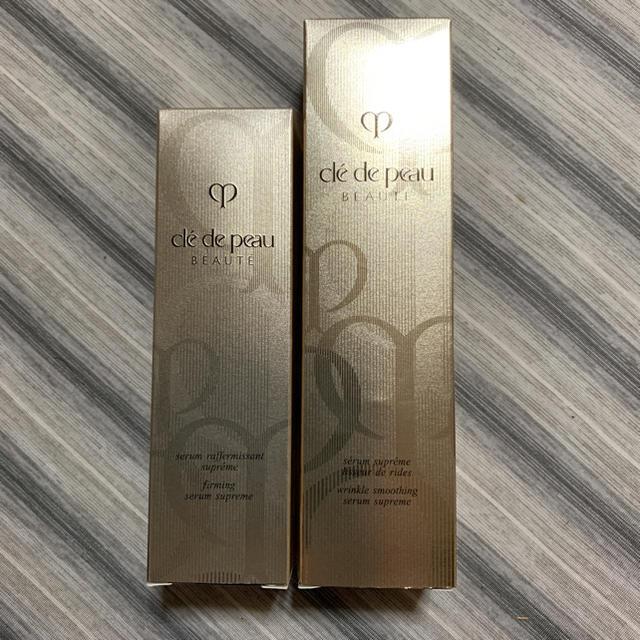 クレ・ド・ポー ボーテ(クレドポーボーテ)のクレドポーボーテ  セラムラフェルミサンS(レフィル)、セラムリッサーリッズS コスメ/美容のスキンケア/基礎化粧品(美容液)の商品写真