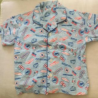 サンリオ(サンリオ)のサンリオ しんかんせん 半袖パジャマ 100(パジャマ)