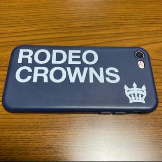 ロデオクラウンズワイドボウル(RODEO CROWNS WIDE BOWL)のiPhoneケース(iPhoneケース)