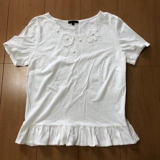 トゥービーシック(TO BE CHIC)の美品  トゥービーシック Tシャツ トップス  【 TO BE CHIC  】(カットソー(半袖/袖なし))