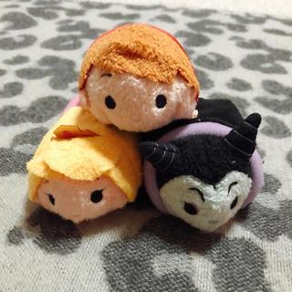 ディズニー(Disney)の眠れる森の美女 ツムツム セット(キャラクターグッズ)