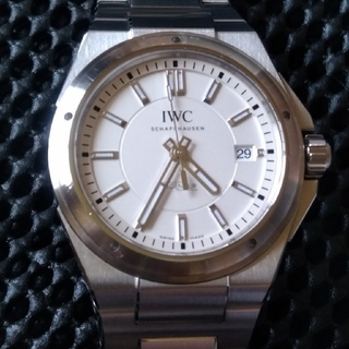インターナショナルウォッチカンパニー(IWC)の【momo様専用】IWCインヂュニア(IW323904)(腕時計(アナログ))