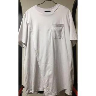 カラー(kolor)のYUKI HASHIMOTO crossover T (Tシャツ/カットソー(半袖/袖なし))