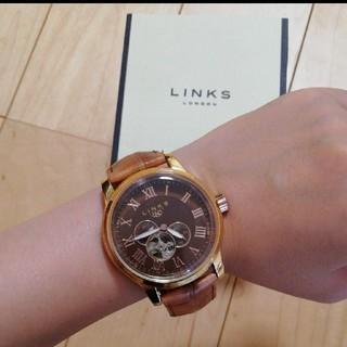 LINKS LONDON 腕時計(腕時計(デジタル))