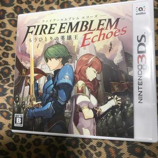 ニンテンドー3DS(ニンテンドー3DS)のファイアーエムブレム Echoes(エコーズ) もうひとりの英雄王 3DS(携帯用ゲームソフト)