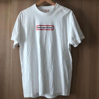 ビームス(BEAMS)のhave a good time Tシャツ(Tシャツ/カットソー(半袖/袖なし))