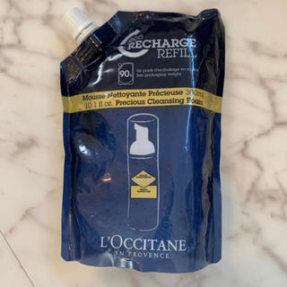 ロクシタン(L'OCCITANE)のロクシタン イモーテル プレシューズクレンジングフォーム レフィル 300ml(洗顔料)
