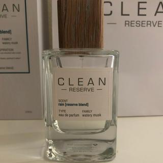 クリーン(CLEAN)のCLEAN rain クリーン リザーブ レイン オードパルファム100m(ユニセックス)