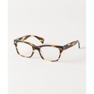 ビューティアンドユースユナイテッドアローズ(BEAUTY&YOUTH UNITED ARROWS)のB&Y UNITED ARROWS × 金子眼鏡 ウエリントン(サングラス/メガネ)