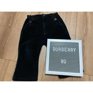 バーバリー(BURBERRY)の★美品★ BURBERRY ズボン パンツ 80(パンツ)