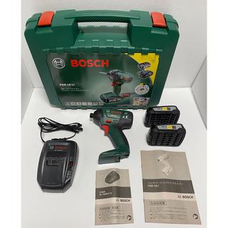ボッシュ(BOSCH)のボッシュ 18V インパクトドライバー PDR18LI バッテリー2個付(その他)