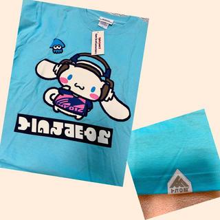 ニンテンドウ(任天堂)の新品 スプラトゥーン2 サンリオ コラボ Tシャツシナモン(Tシャツ(半袖/袖なし))