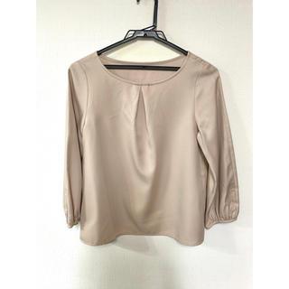 クチュールブローチ(Couture Brooch)のクチュールブローチ  ベージュブラウス(シャツ/ブラウス(長袖/七分))