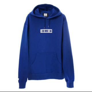 トリプルエー(AAA)のI AM WHAT I AM✩︎⡱ Box Logo Hoodie(パーカー)