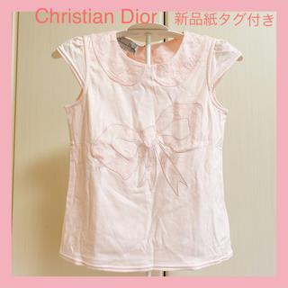 クリスチャンディオール(Christian Dior)の新品紙タグ付き★Christian Dior クリスチャンディオール Tシャツ(Tシャツ/カットソー)