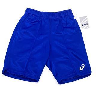 アシックス(asics)の新品 アシックス 150サイズ キッズ ショートパンツ ブルー スポーツ(パンツ/スパッツ)