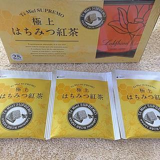 ラクシュミー 極上はちみつ紅茶 お試し 3ティーバッグ(茶)
