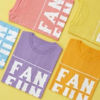 トリプルエー(AAA)のAAA FANFUNFAN2019✩︎⡱AAAparty限定Tシャツ(Tシャツ(半袖/袖なし))