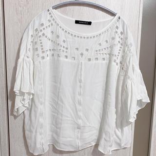 ローズバッド(ROSE BUD)のROSEBAD トップス(Tシャツ(半袖/袖なし))
