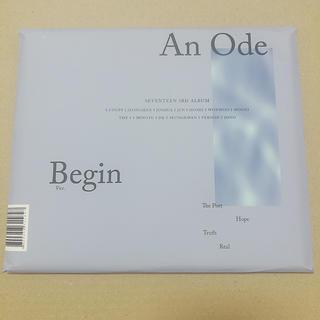 SEVENTEEN セブチ アルバム An Ode Begin(K-POP/アジア)