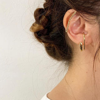 ザラ(ZARA)のCartilage earcuff E No.477(イヤーカフ)
