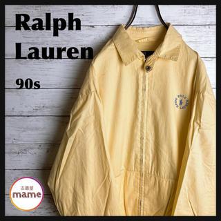 ラルフローレン(Ralph Lauren)の【オススメ‼︎】Ralph Lauren◎90s ホース刺繍 スイングトップ(ブルゾン)