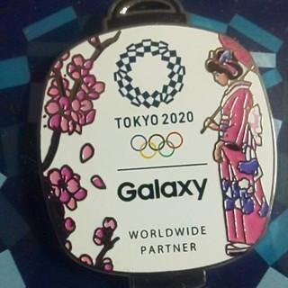 ギャラクシー(galaxxxy)の東京五輪 オリンピック TOKYO 2020 ピンバッチ GALAXY(バッジ/ピンバッジ)
