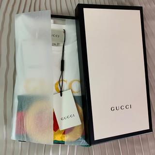 グッチ(Gucci)のGUCCI グッチ ロゴTシャツ 新品未使用タグ付き  正規品(Tシャツ(半袖/袖なし))