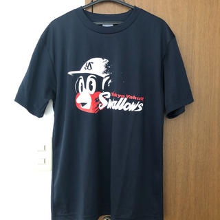 トウキョウヤクルトスワローズ(東京ヤクルトスワローズ)の東京ヤクルトスワローズ つば九郎 非売品 Tシャツ(応援グッズ)