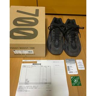 アディダス(adidas)のyeezy boost 700 vanta  27.5cm(スニーカー)