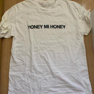 ハニーミーハニー(Honey mi Honey)のhoneymihoney ロゴTシャツ(Tシャツ(半袖/袖なし))