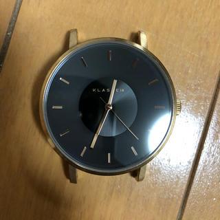 ダニエルウェリントン(Daniel Wellington)のklasse14 ブラックゴールド 時計 42mm(腕時計(アナログ))
