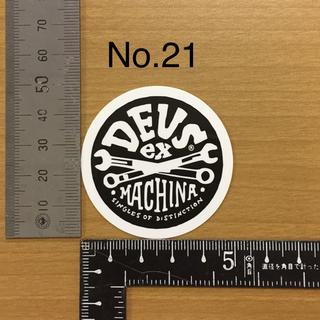 デウスエクスマキナ(Deus ex Machina)のデウス エクス マキナ Deus Ex Machina ステッカー 21(装備/装具)