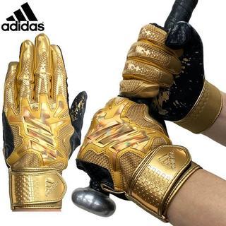 adidas - 限定商品 アディダス バッティング手袋 トクさん使用モデル FS3895