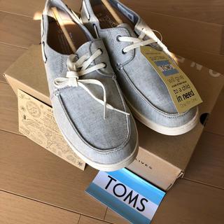 トムズ(TOMS)のトムズ 26.5(スリッポン/モカシン)