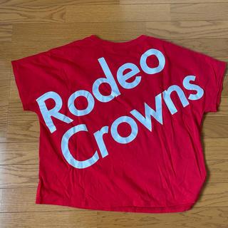 ロデオクラウンズ(RODEO CROWNS)の❤RODEO CROWNSTシャツ❤(Tシャツ(半袖/袖なし))