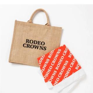ロデオクラウンズワイドボウル(RODEO CROWNS WIDE BOWL)のロデオクラウンズ(トートバッグ)