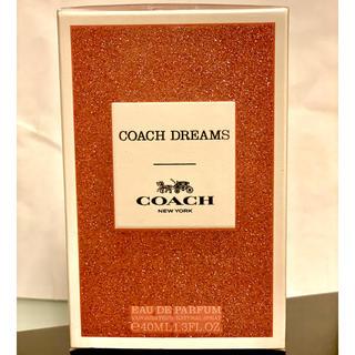コーチ(COACH)のコーチ ドリームス オードパルファム(香水(女性用))