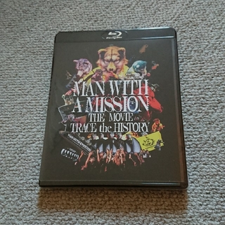 MAN WITH A MISSION - マンウィズ ドキュメンタリー映画 Blu-ray