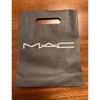 マック(MAC)のMAC コスメ ショッパー ショップ袋(ショップ袋)
