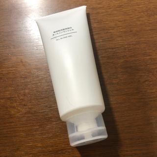 ムジルシリョウヒン(MUJI (無印良品))の無印良品 敏感肌用薬用美白オールインワンジェル 200g(オールインワン化粧品)