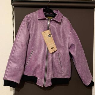 シュプリーム(Supreme)のsupreme Vanson Leather Jacket(レザージャケット)