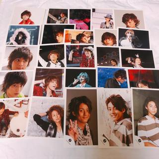 キスマイフットツー(Kis-My-Ft2)の藤ヶ谷太輔 公式写真 25枚セット(アイドルグッズ)
