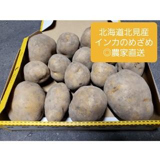 ●北海道 北見産新じゃがいも インカのめざめ●(野菜)