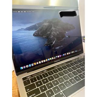 マック(MAC)のパソコン MacBook Pro 13core i 7 16GB 512(ノートPC)