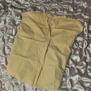 ✨抜け襟【綿100%】 スキッパー シャツ(シャツ/ブラウス(半袖/袖なし))